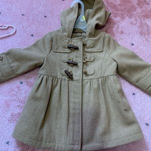 Baby Gap trench coat